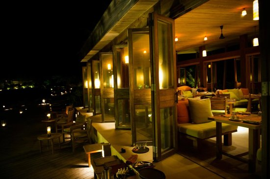 Six Senses Con Dao: good food