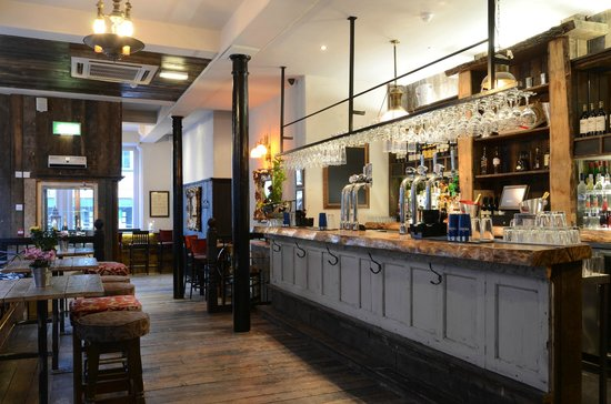City Wine Bar And Kitchen Liverpool