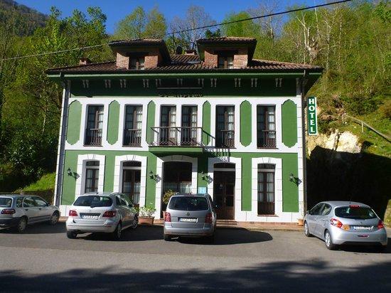 Hotel El Repelao: El hotel