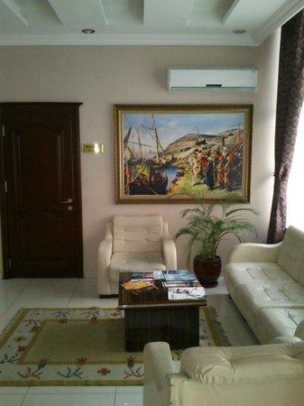 Elite Marmara Hotel: hall