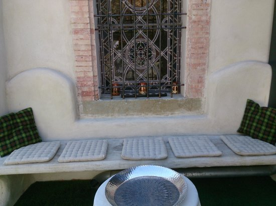 La Posada del Castillo B&B: Chapelle Saint-Gimer