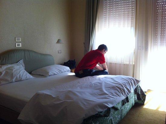 Hotel Continentale: Camera 123