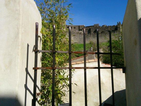 La Posada del Castillo B&B : Garden
