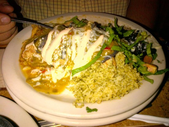 15 Quince Grill & Cantina: Orale Vato Loco w/Carnitas