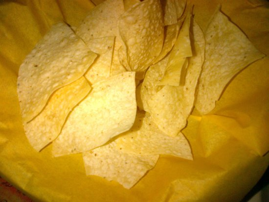 15 Quince Grill & Cantina: Chips
