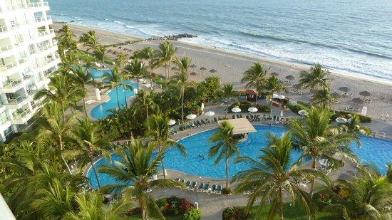 Elegant Sea Garden Nuevo Vallarta: View From Room 2708 Design Inspirations