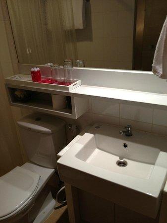 I Residence Hotel Sathorn: Bathroom