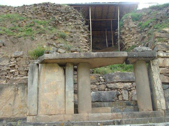 Archaeological Site of Chavin: Sítio Arqueológico