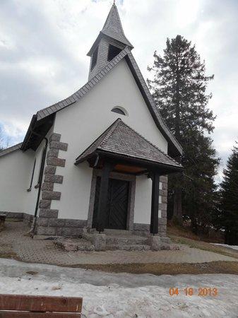 Bergvital Hotel: Wanderung zur Kapelle