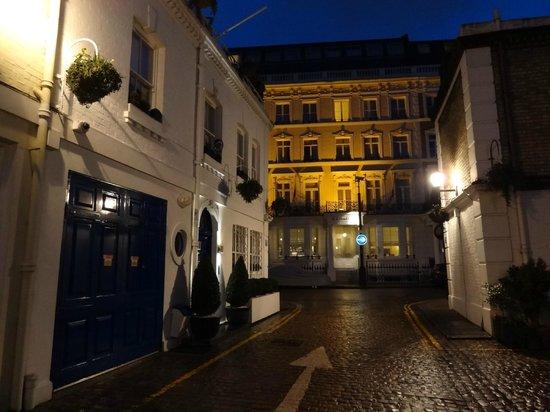 Templeton Place Aparthotel: ÁREA AO REDOR DO HOTEL