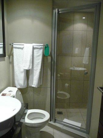 Protea Hotel Pretoria Hatfield: Cosy...