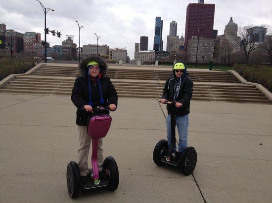 Chicago Segway tours