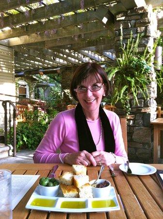 Wine & Roses Hotel, Restaurant & Spa: Olive Oil Tasting