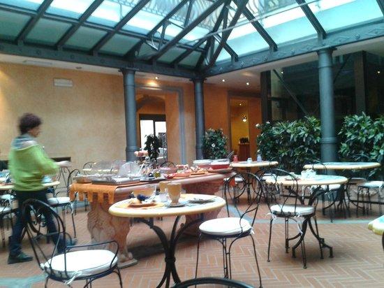 Hotel Alba Palace: El desayuno es destacable.