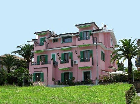 L'Elisea Maison de Charme: struttura
