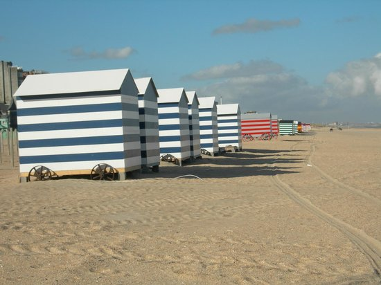 De Panne Beach: lovely clean beach