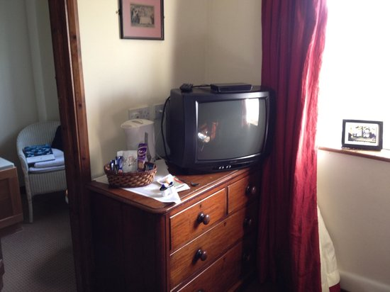 The Moonraker: Bedroom