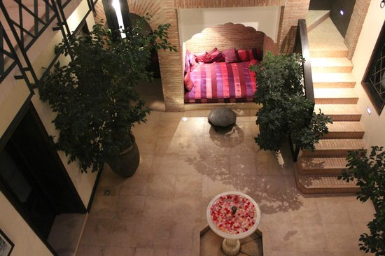 Riad Slitine: Second Patio