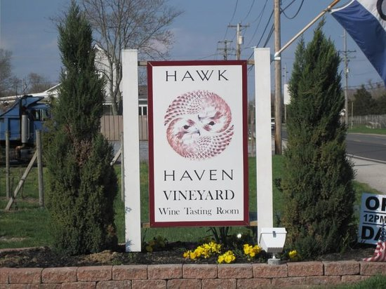 Hawk Haven Vineyard and Winery: Vineyard