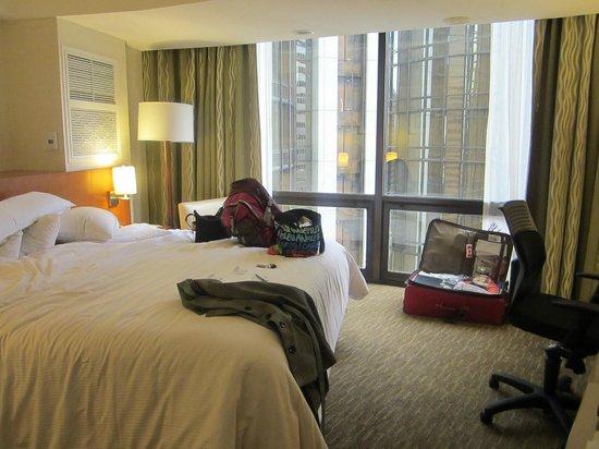 The Westin Bonaventure Hotel & Suites, Los Angeles: Photo of the room