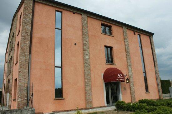 Hotel Residence Diamantina: l'esterno