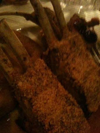 Wildwood Restaurant - Geneva: Rack of Lamb - WoldWood