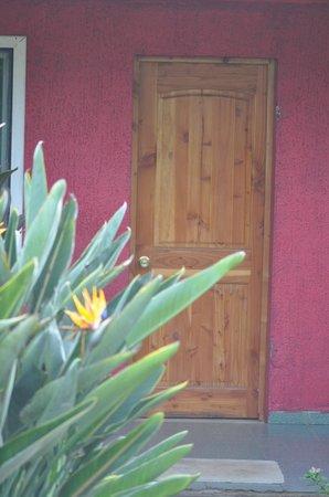 Residencial Vaianny: entrada habitación
