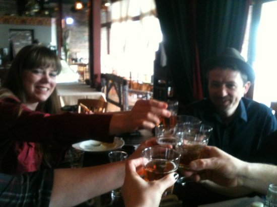 Tonic Tours: Lunch