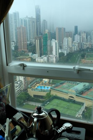 Best Western Hotel Causeway Bay: View from 3510 right side window