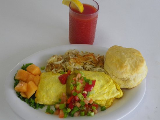 Grits Grill: Tasty Omelette