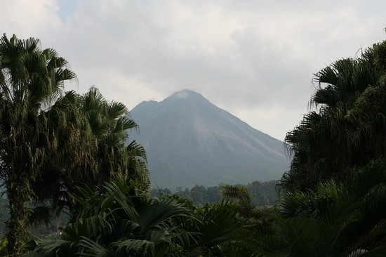 Arenal Paraiso Hotel Resort & Spa: View from every room