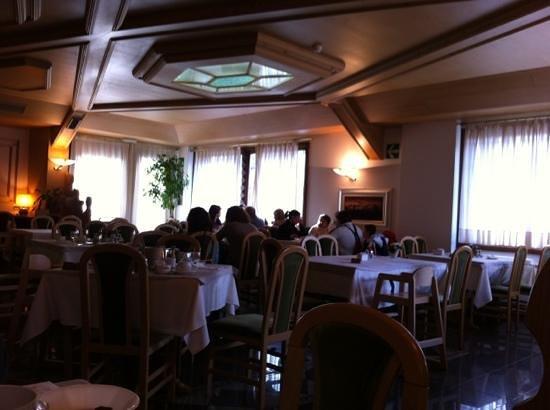 Hotel Residence SantAnton: sala ristorante