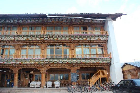 Lao Shay Youth Hostel : hotel