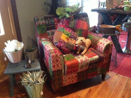 Shop the Tree House: fun, whimsical chair