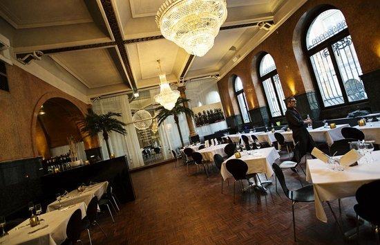 Bolgen & Moi: Brasseriet