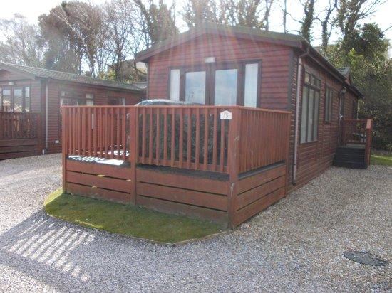 Hazelwood Holiday Park: photo of lodge