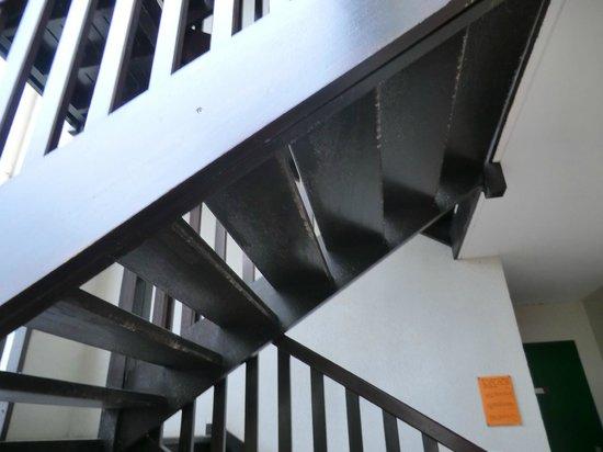 Residence Green Panorama : Stairs