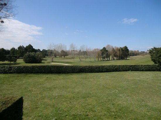 Residence Green Panorama : View from Room - Golf Course