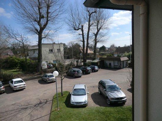 Residence Green Panorama : Parking Area