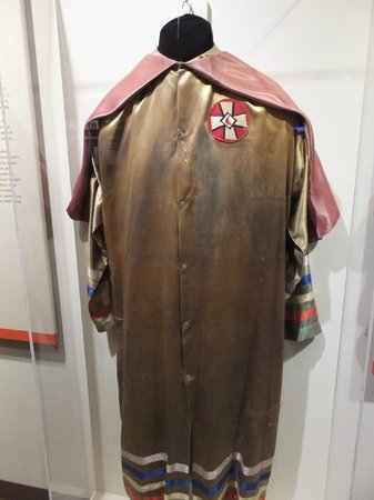 Levine Museum of the New South: Clan Uniform