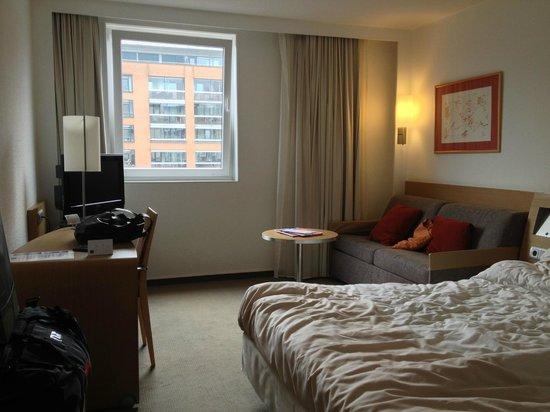 Novotel Maastricht: Room