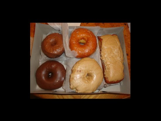 Large, delicious donuts!