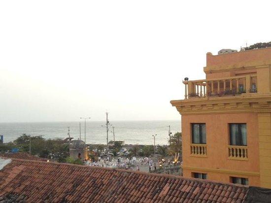 Calamari Hostal Boutique: Claustro de Santa Teresa