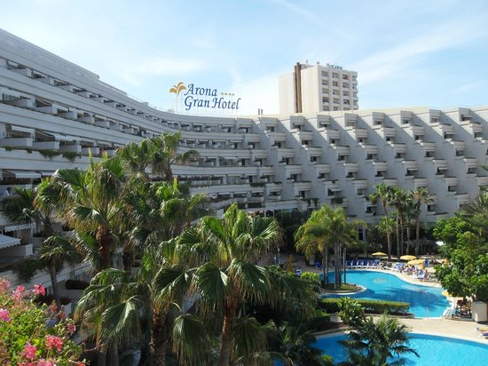 Spring Arona Gran Hotel: uitzicht