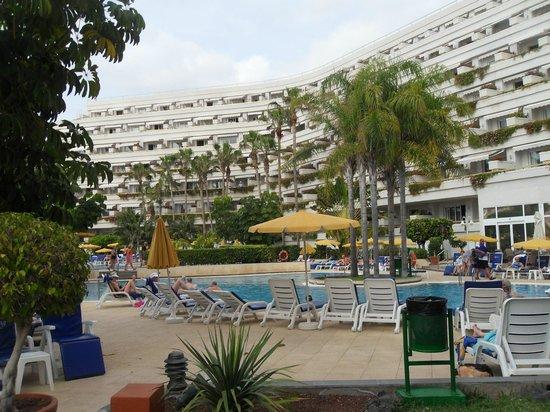 Spring Arona Gran Hotel: goed verzorgd hotel