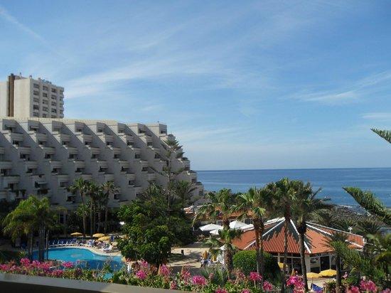 Spring Arona Gran Hotel: uitzicht vanuit kamer 368