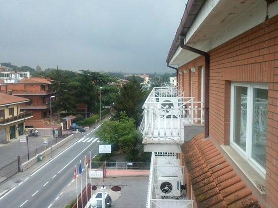 Marini Park Hotel: veduta camera 3 piano