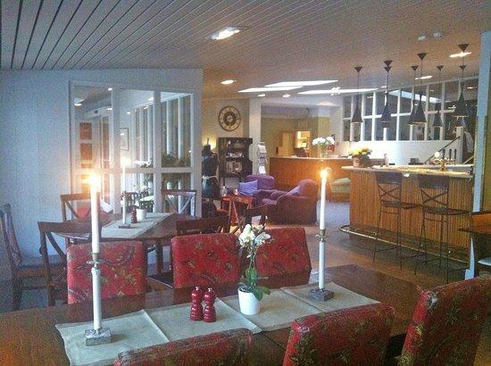 Trosa Stadshotell & Spa: Dining room