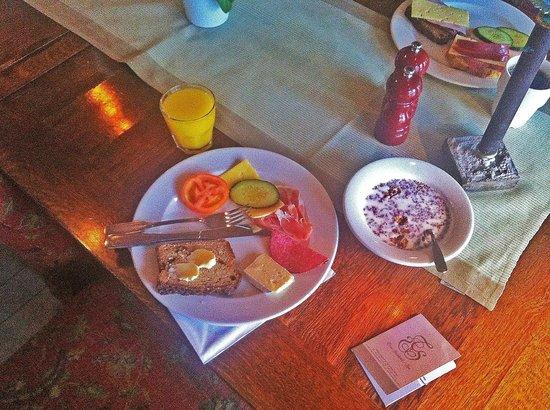 Trosa Stadshotell & Spa: Breakfast