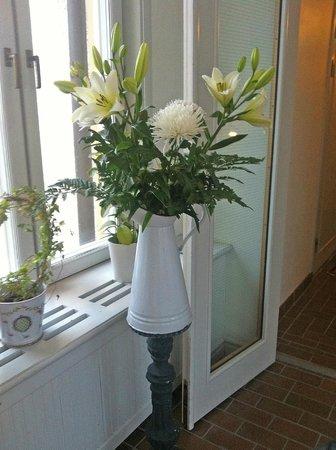 Trosa Stadshotell & Spa: Flowers